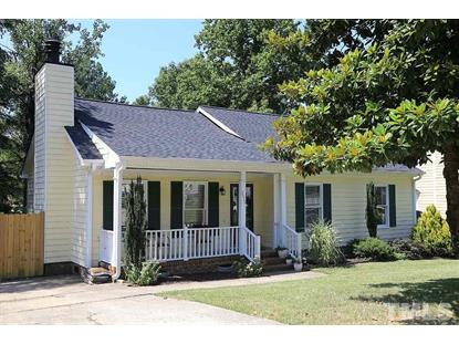 3612 Open Sight Court  Raleigh, NC MLS# 2266498
