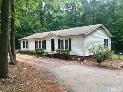 3614 Bivins Road  Hillsborough, NC MLS# 2266551