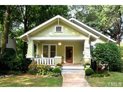 1003 W South Street  Raleigh, NC MLS# 2266559