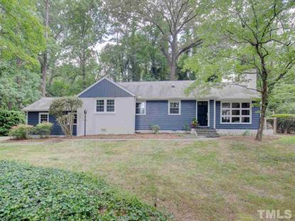 605 Morgan Creek Road  Chapel Hill, NC MLS# 2266561