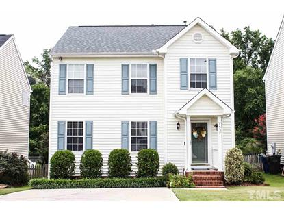 1537 Crag Burn Lane  Raleigh, NC MLS# 2266572