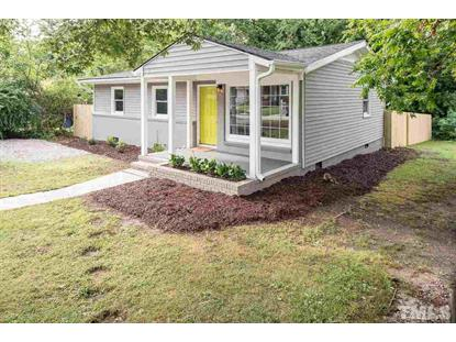 1212 Boyer Street  Raleigh, NC MLS# 2266620