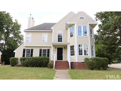 2329 Fields Of Broadlands Drive  Raleigh, NC MLS# 2266676
