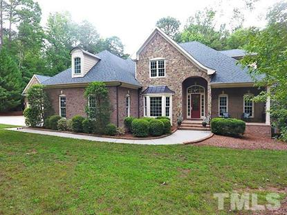 1008 High Trail Court  Wake Forest, NC MLS# 2266684