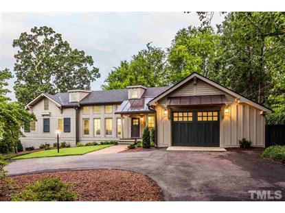 3703 Old Lassiter Mill Road  Raleigh, NC MLS# 2266719