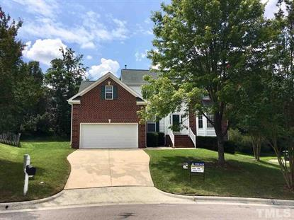 203 Castlebury Creek Court  Cary, NC MLS# 2266893