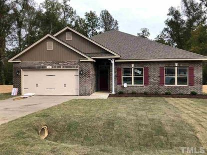155 Woodwater Circle  Lillington, NC MLS# 2266899