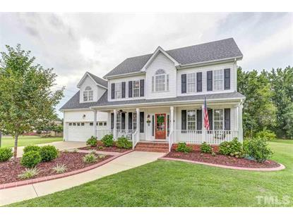 3104 Gold Dust Lane  Willow Spring, NC MLS# 2266958