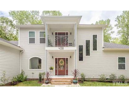 428 Tall Oaks Road  Chapel Hill, NC MLS# 2266987