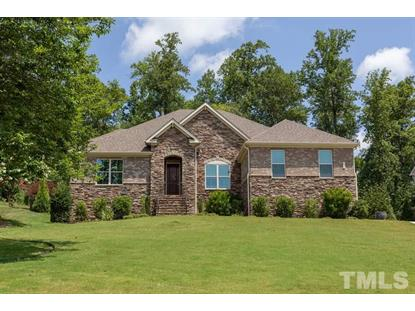 75 Bridgewater Court  Chapel Hill, NC MLS# 2267010
