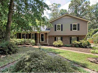 640 Greenwood Circle  Cary, NC MLS# 2267064
