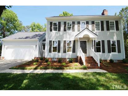 1400 Hillbrow Lane  Raleigh, NC MLS# 2267108