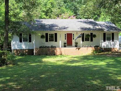 416 Winterlocken Drive  Sanford, NC MLS# 2267166