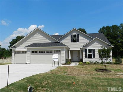 21 All Aboard Circle  Willow Spring, NC MLS# 2267218