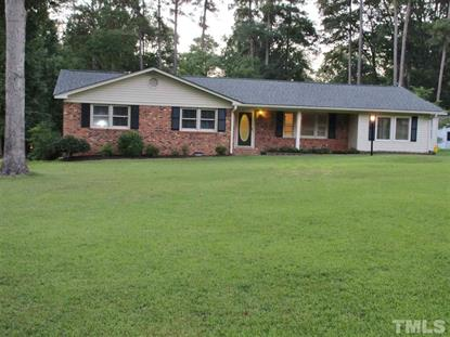 2916 Greenbriar Drive  Sanford, NC MLS# 2267226