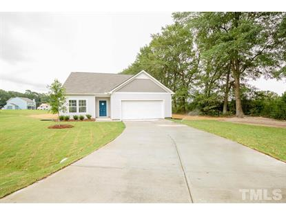 129 Cross Link Drive  Angier, NC MLS# 2267270
