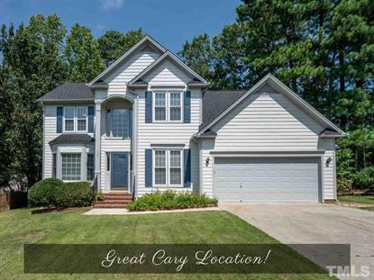 107 Starden Brook Court  Cary, NC MLS# 2267314