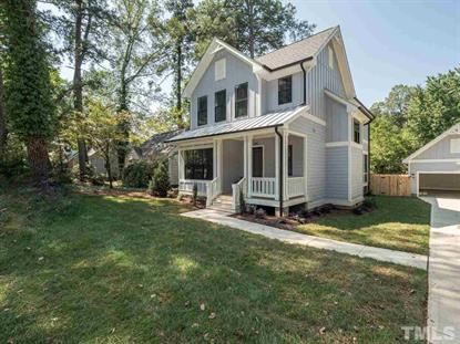 1215 Brookside Drive  Raleigh, NC MLS# 2267337