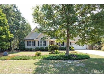 118 Woods Edge Drive  Dunn, NC MLS# 2267375