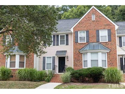 13 Forest Glenn Drive  Chapel Hill, NC MLS# 2267412