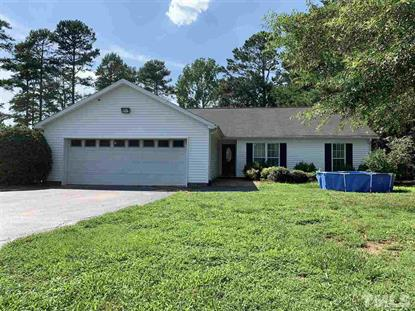 3186 Henley Road  Sanford, NC MLS# 2267554