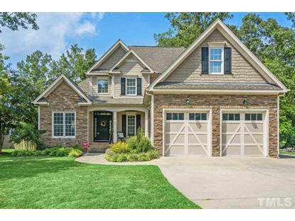 117 Mantle Drive  Clayton, NC MLS# 2267603