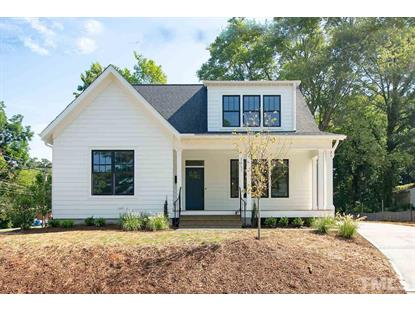 2217 Chapel Hill Road  Durham, NC MLS# 2267622