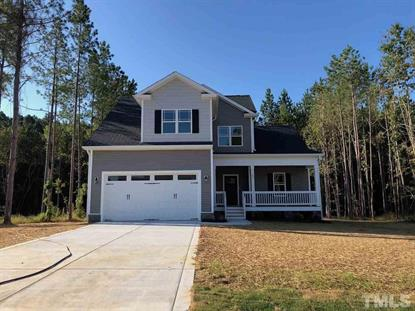 257 Fender Drive  Zebulon, NC MLS# 2267648