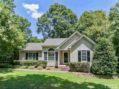 141 Thistle Drive  Youngsville, NC MLS# 2267682