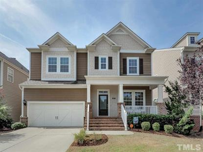 237 Legends Way  Chapel Hill, NC MLS# 2267733