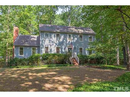 624 Wells Court  Chapel Hill, NC MLS# 2267746