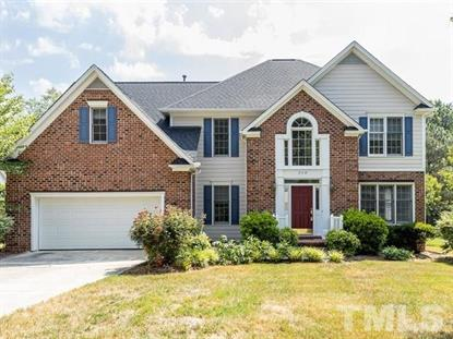 310 Barthel Drive  Cary, NC MLS# 2267761