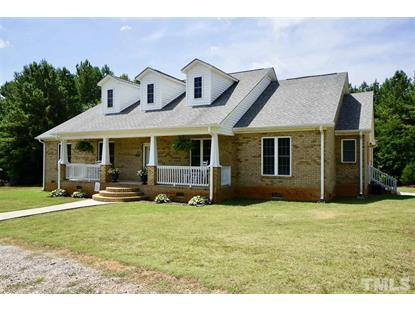 2505 Egypt Mountain Road  Kittrell, NC MLS# 2267788