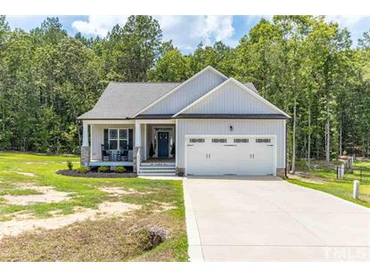 605 Cotton Mill Drive  Zebulon, NC MLS# 2267814