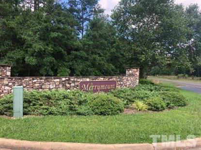Lot 201 Hawtree Way  Wise, NC MLS# 2267980