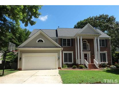 201 Strathburgh Lane  Cary, NC MLS# 2267996