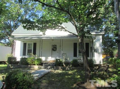 214 S College Street  Youngsville, NC MLS# 2268011