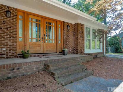 420 Warren Avenue  Cary, NC MLS# 2268020