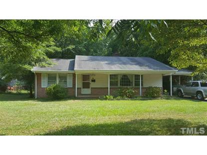 205 Gray Street  Cary, NC MLS# 2268029