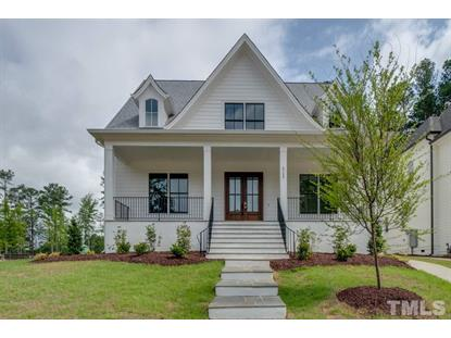 4133 Green Chase Way  Apex, NC MLS# 2268080