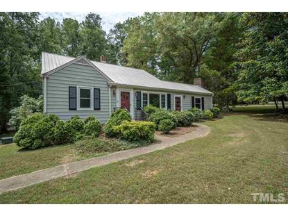 3004 Sparger Road  Durham, NC MLS# 2268097