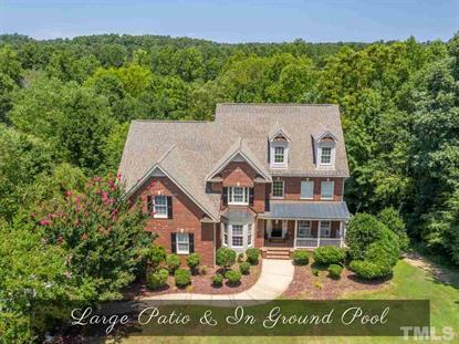 3413 Song Sparrow Drive  Wake Forest, NC MLS# 2268181