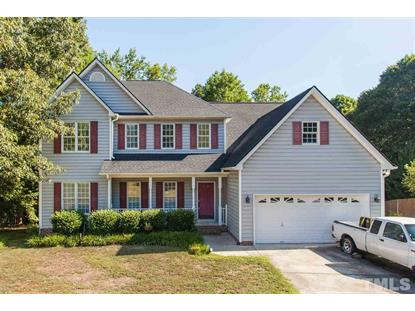 3427 Beaux Court  Raleigh, NC MLS# 2268239