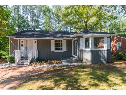 2440 Derby Drive  Raleigh, NC MLS# 2268376