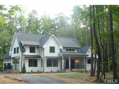 1112 Sweetflag Lane  Hillsborough, NC MLS# 2269544