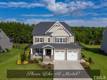 233 Character Drive  Rolesville, NC MLS# 2269556