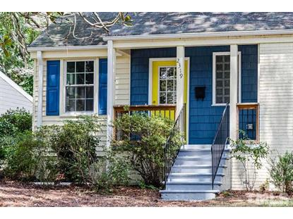 2319 Derby Drive  Raleigh, NC MLS# 2269637