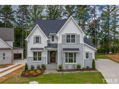 4116 Green Chase Way  Apex, NC MLS# 2269886