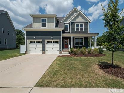 738 Fireball Court  Knightdale, NC MLS# 2270637