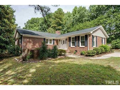 4001 Wingate Drive  Raleigh, NC MLS# 2270655